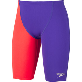 speedo Fastskin Endurance+ High Waist Bañadores Niños, purple/red